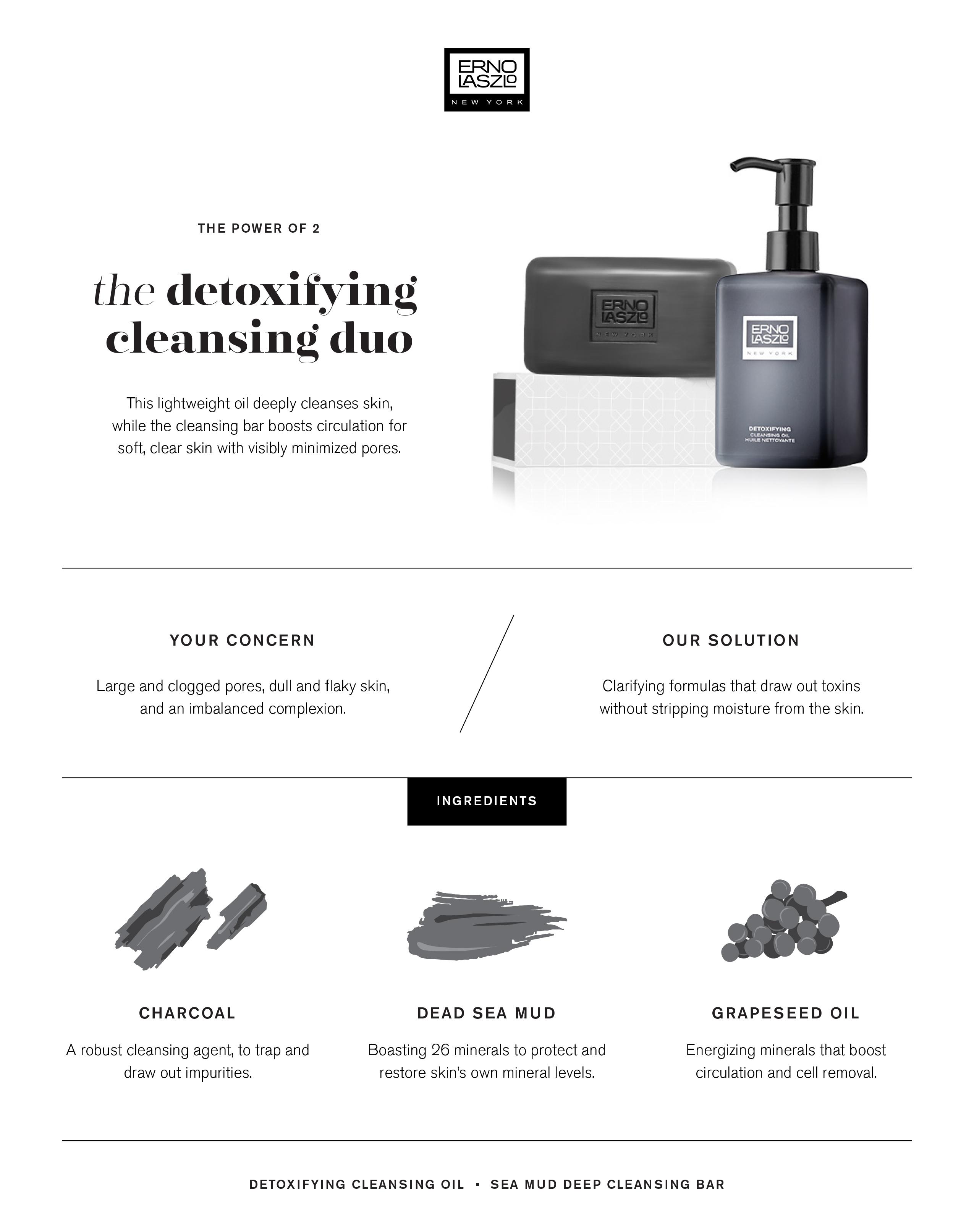 Detox infographic