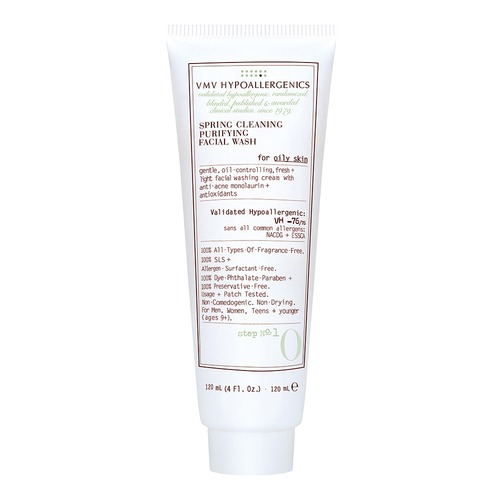 Closeup   spring cleaning purifying facial wash web