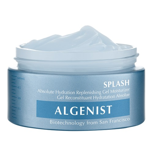 Closeup   splash moisturizer   open jar web