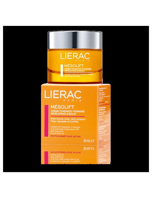 Closeup  lierac vitaminenrichedfondantcream