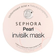 White Pearl Brightening Invisilk Mask