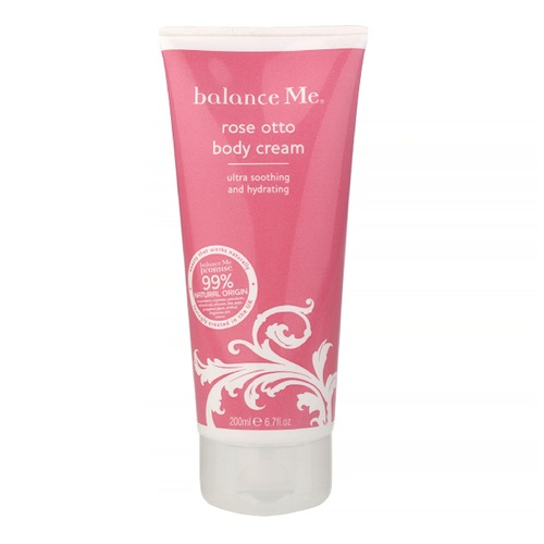 Closeup   bm roseotto bodycream