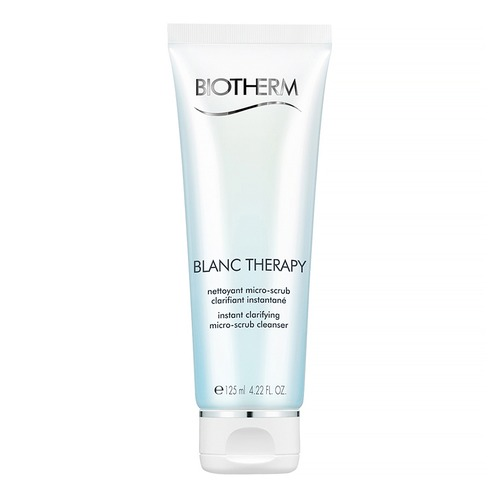 Closeup   blanctherapy cleanser