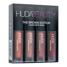 The Brown Edition Liquid Matte Minis