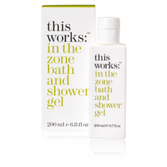 In The Zone Bath And Shower Gel